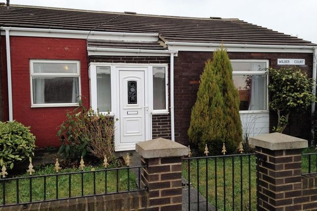 Thumbnail Bungalow to rent in Wilber Court, Sunderland