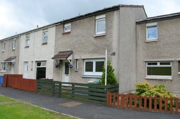 Thumbnail Terraced house to rent in Avon Court, Falkirk