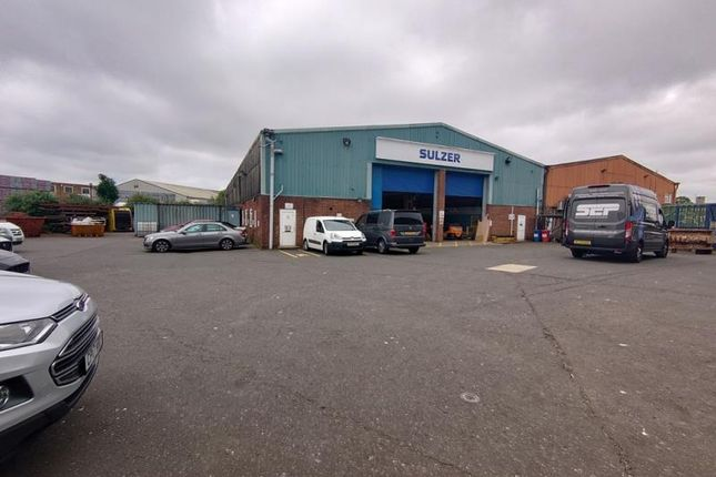 Thumbnail Industrial for sale in Unit, 17, William Street, Southampton