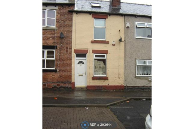 Thumbnail Terraced house to rent in Robey Street, Sheffield