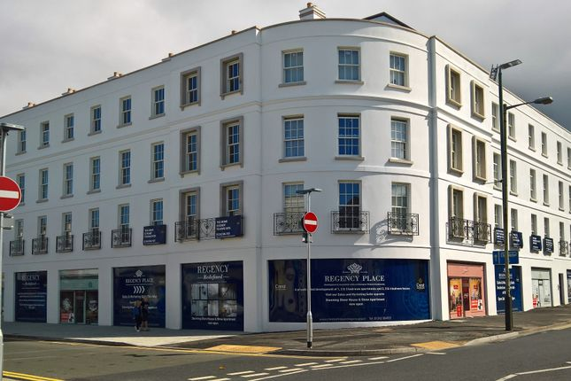Thumbnail Retail premises for sale in Regency Place, Albion Street And Winchcombe Street, Cheltenham
