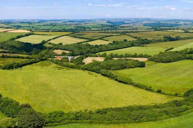 Thumbnail Country house for sale in Knowstone, South Molton, Devon