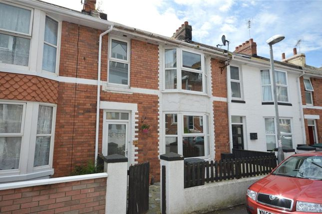 Thumbnail Maisonette to rent in Bitton Avenue, Teignmouth, Devon