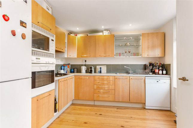 Kitchen of Belsize Square, London NW3
