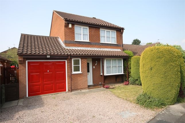 Thumbnail Detached house for sale in Catkin Way, Balderton, Newark, Nottinghamshire.