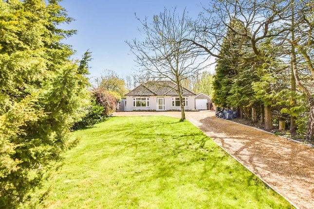 Thumbnail Detached bungalow for sale in Main Street, Ingoldsby, Grantham