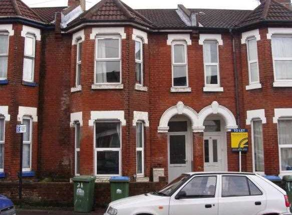 Terraced house to rent in Shakespeare Avenue, Southampton