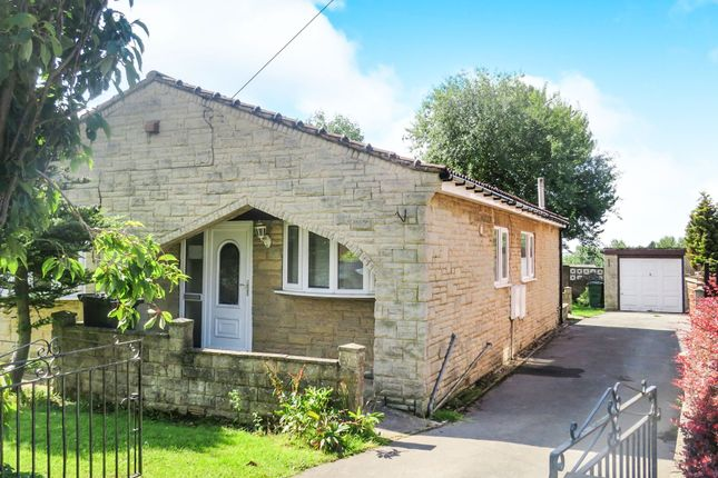 Thumbnail Detached bungalow for sale in Yew Tree Road, Maltby, Rotherham