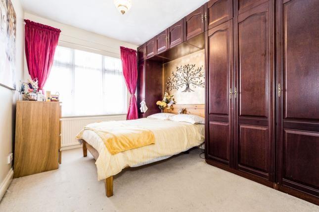 Bedroom of Carlton Drive, Barkingside, Ilford IG6