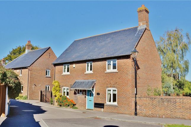 Thumbnail Detached house for sale in Hectors Way, Blandford St. Mary, Blandford Forum