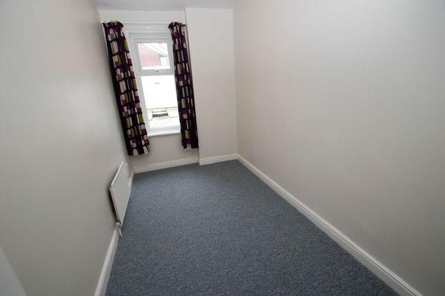 Bedroom of Collingwood Street, South Shields NE33