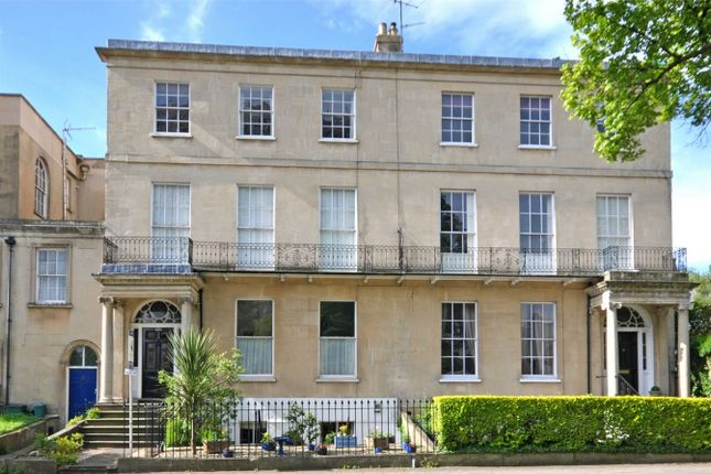 Thumbnail Flat for sale in Montpellier Terrace, Cheltenham, Gloucestershire