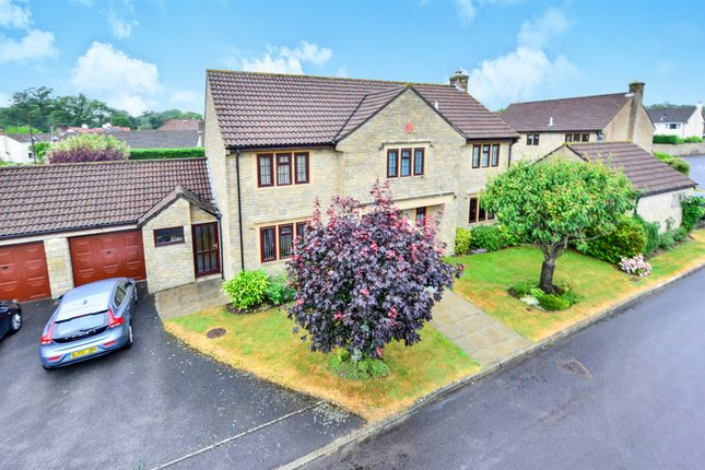 Thumbnail Detached house for sale in King Alfreds Way, Wedmore