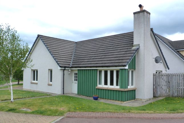 Thumbnail Bungalow for sale in Mitchell Road, Aviemore