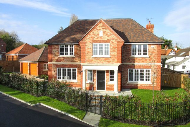 Thumbnail Detached house for sale in Chobham/West End, Woking, Surrey