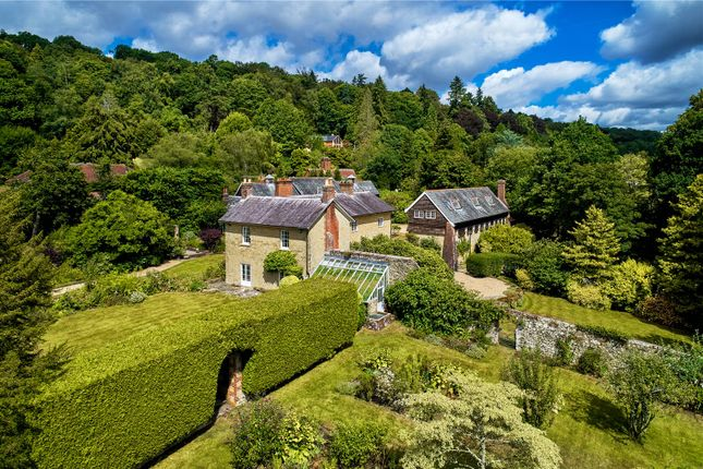 Thumbnail Detached house for sale in Hindhead Road, Haslemere, Surrey