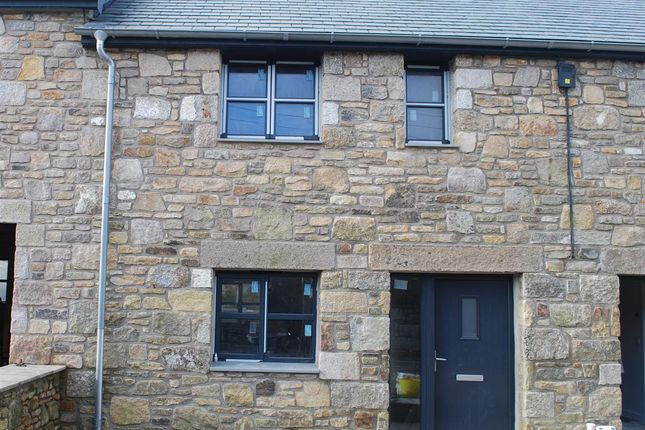 Thumbnail Terraced house for sale in St. Johns Terrace, Pendeen, Penzance