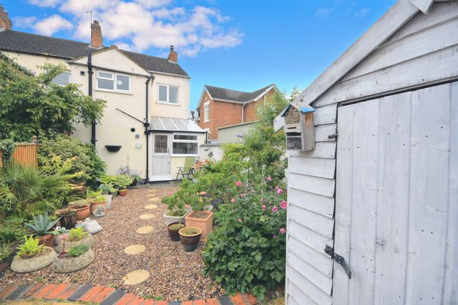Thumbnail End terrace house for sale in Mansefield Close, Desborough, Kettering