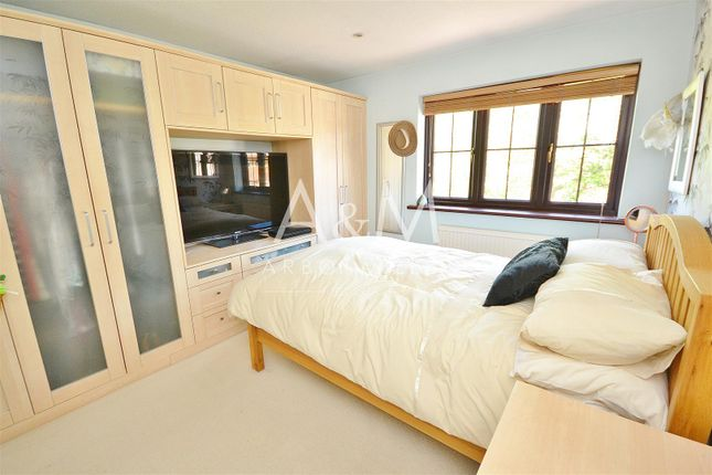Thumbnail Detached house for sale in Peel Place, Clayhall, Ilford