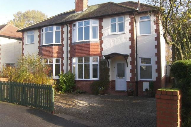 Thumbnail Semi-detached house to rent in Wayside Grove, Harrogate