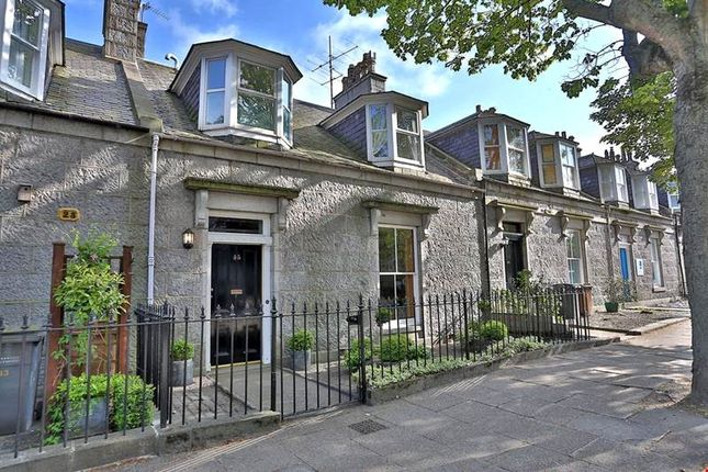Thumbnail Terraced house to rent in Carden Place, Aberdeen
