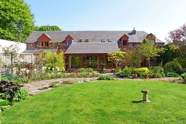 Thumbnail Detached house for sale in The Auld Byre, Renmure, Arbroath