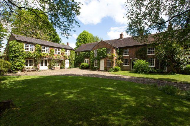 Thumbnail Property for sale in Brereton Park, Brereton, Sandbach, Cheshire