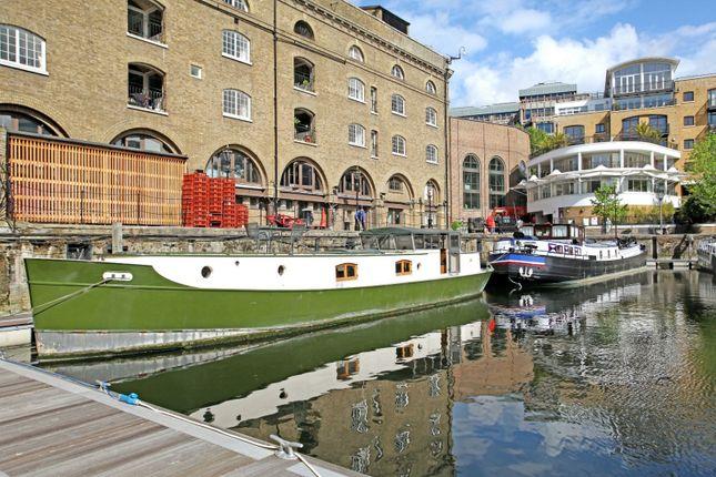 Thumbnail Houseboat for sale in St Katharine Docks, London