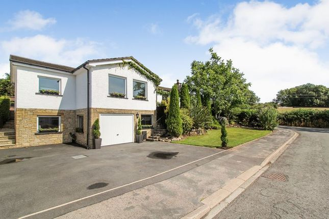 Thumbnail Detached bungalow for sale in Paddock Way, Storth, Milnthorpe