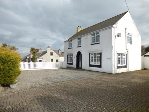 Thumbnail Detached house for sale in Moelfre, Sir Ynys Mon, Anglesey