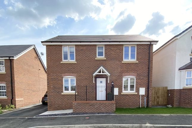 Thumbnail Detached house for sale in Ffordd Y Coleg, Aberdare, Glamorgan