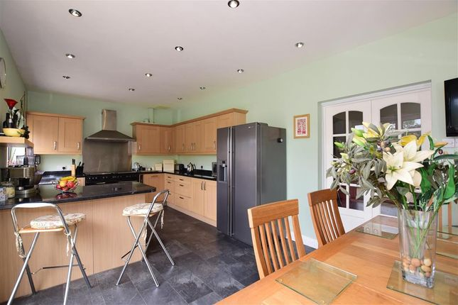 Thumbnail Detached house for sale in Southfields Road, West Kingsdown, Sevenoaks, Kent