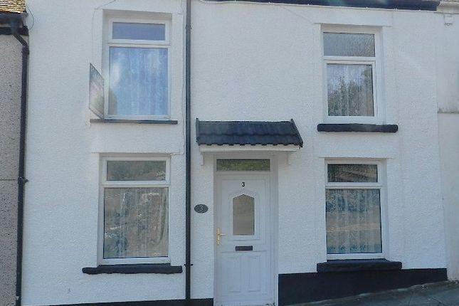 Thumbnail Terraced house for sale in Cross Lake Street, Ferndale Rhondda