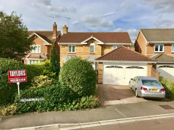 Thumbnail Detached house for sale in Lingfield Park, Downend, Bristol