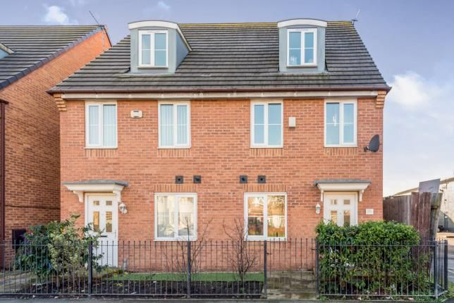 Thumbnail Semi-detached house for sale in Stopgate Lane, Walton, Liverpool, Merseyside