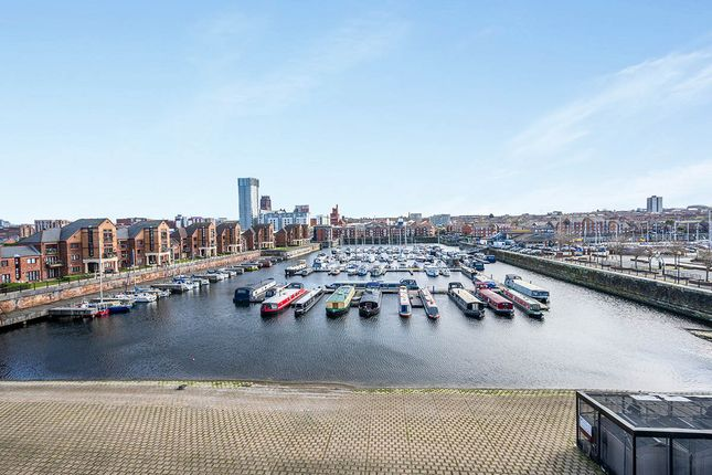 Thumbnail Flat for sale in Coburg Wharf, Liverpool, Merseyside