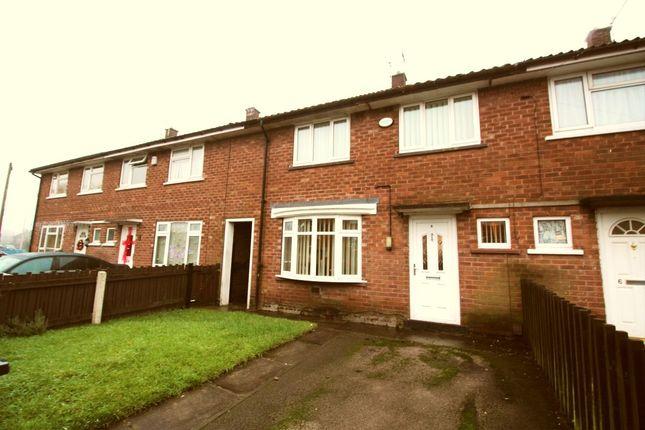 Thumbnail Terraced house for sale in Wellstock Lane, Little Hulton, Manchester