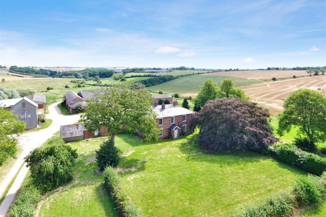 Thumbnail Detached house for sale in Alford Road, Dalby, Spilsby