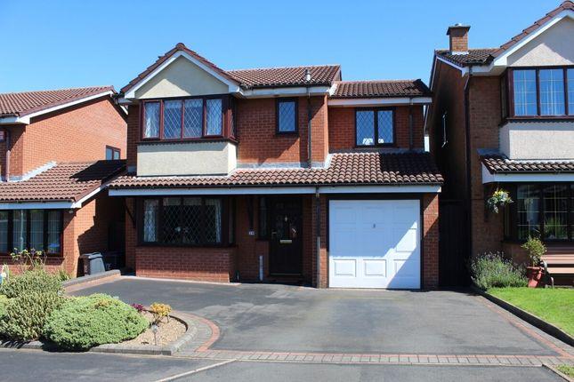 Thumbnail Detached house for sale in Fairlawns, Birmingham