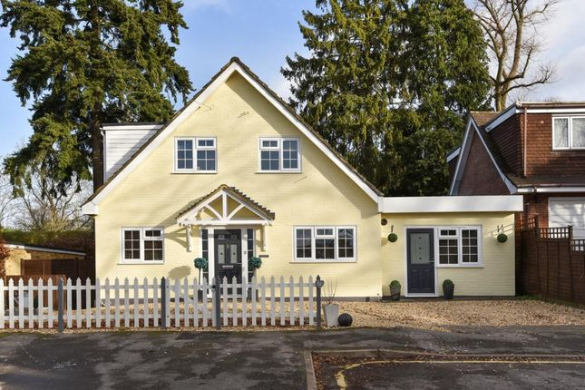 Thumbnail Detached house for sale in Barn Close, Camberley