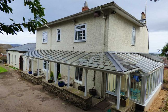 Thumbnail Detached house for sale in High Trees House, Steep Street, Chepstow