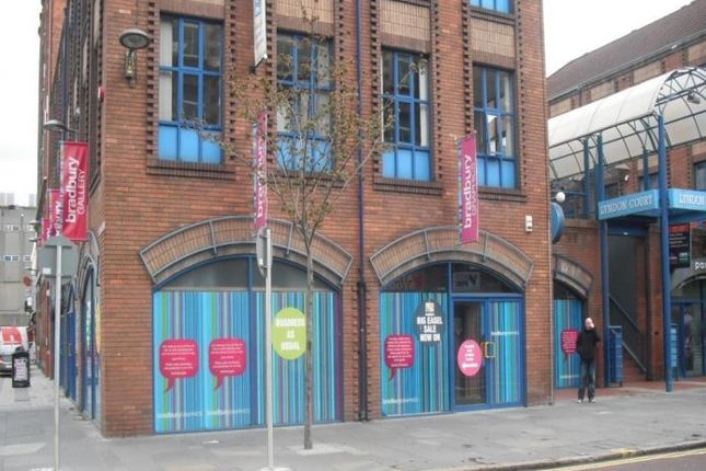 Thumbnail Retail premises to let in Lyndon Court, Queen Street, Belfast