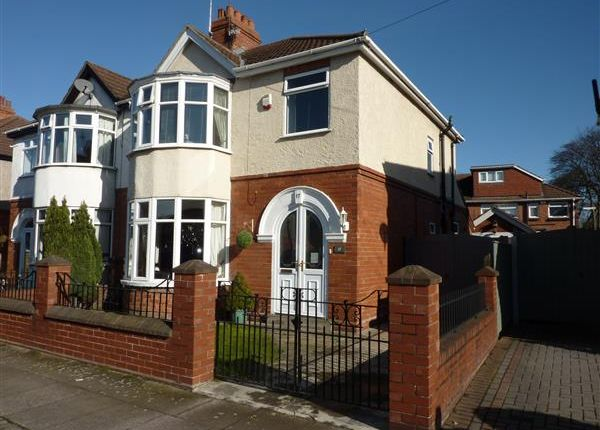 Thumbnail Semi-detached house for sale in Compton Drive, Grimsby