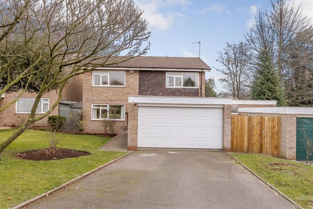 Thumbnail Detached house for sale in Malcolmson Close, Edgbaston
