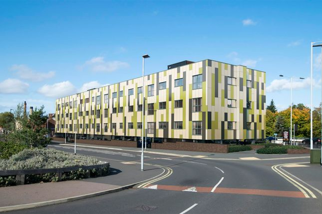 Thumbnail Flat for sale in Chapel Ash, City Centre, Wolverhampton