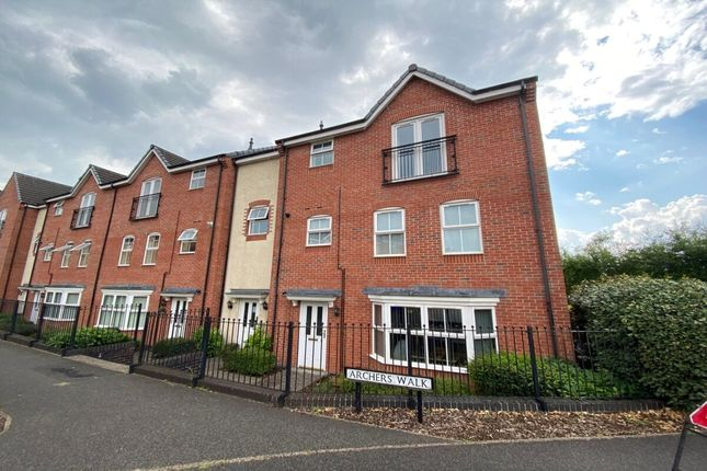 Thumbnail Flat for sale in Archers Walk, Stoke-On-Trent