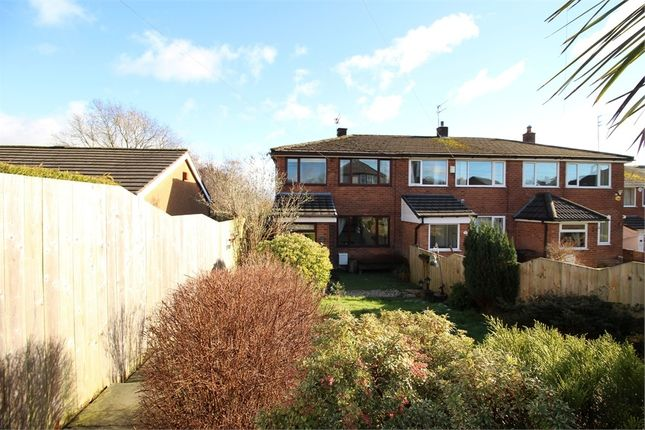 3 bed semi-detached house for sale in Andrew Close, Greenmount, Bury