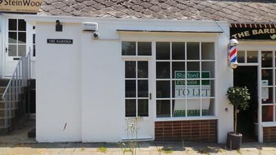 Thumbnail Retail premises to let in 2 The Fairings, Tenterden, Kent