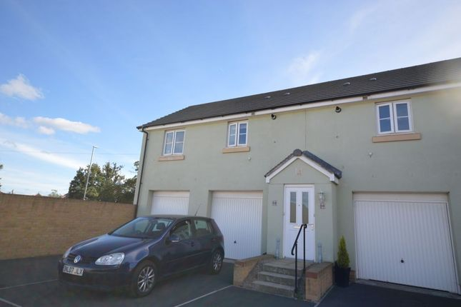 Thumbnail Flat to rent in Meadow Rise, Newton Abbot