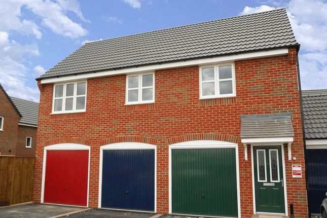 Thumbnail Flat to rent in Maximus Road, North Hykeham, Lincoln